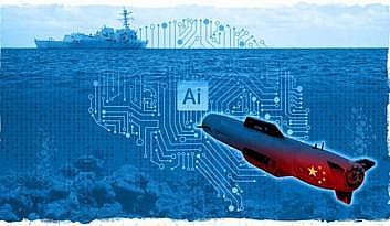 Çin'den yapay zekalı denizaltı hamlesi