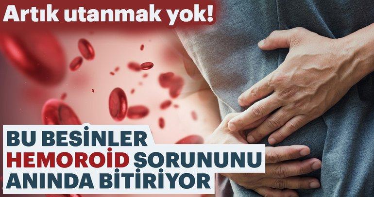 Hemoroidden kurtulmak için mutlaka…