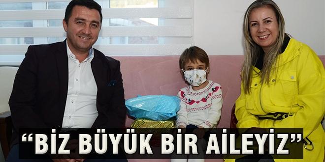 """""""BİZ BÜYÜK BİR AİLEYİZ"""""""