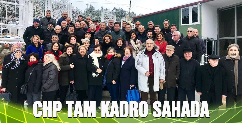 CHP TAM KADRO SAHADA