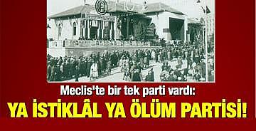 23 Nisan 1920 günü açılan ilk Meclisimiz nasıldı