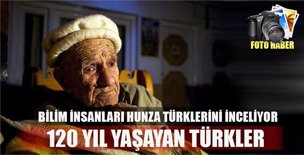 120 yıl yaşayan Türkler!