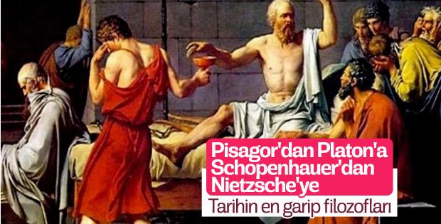 Dünyanın en Tuhaf filozofları