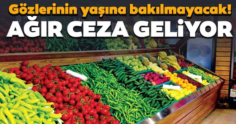 Rekabet Kurulu'ndan meyve ve sebze fırsatçıları hakkında açıklama !