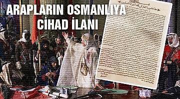 Arapların Osmanlıya cihad ilanı