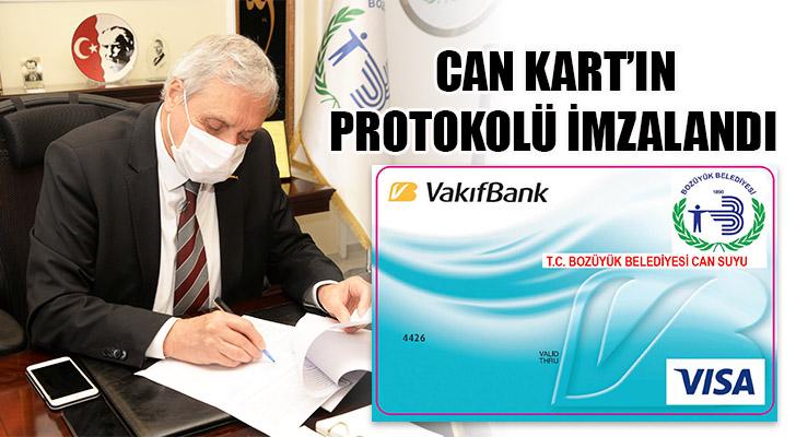 """Bakkalcıoğlu """"Can suyu projemizde bir adımı daha geride bıraktık"""""""