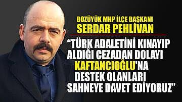 Canan Kaftancıoğlu'nu savundunuz, savunmaya da devam edicekmisiniz ?