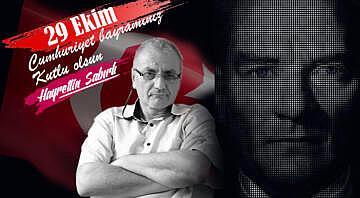 Saygıdeğer Türk Halkı , Kıymetli Gençler, Kıymetli Gazilerimiz, Polislerimiz ve Türk Silahlı Kuvvetleri Mensupları;
