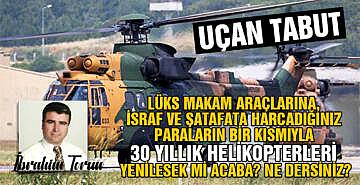 Sabıkalı helikopter AS 532 COUGAR