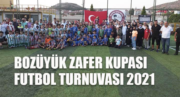 Bozüyük Zafer Kupası Futbol Turnuvası 2021